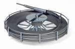 Odvíječ ocelové pásky STRAPEX STA 77